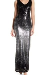 Marina Sequined Gown